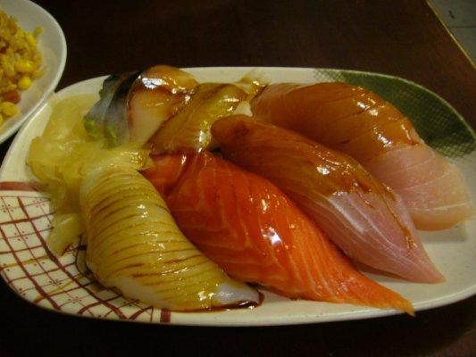 三味經典--超大握壽司